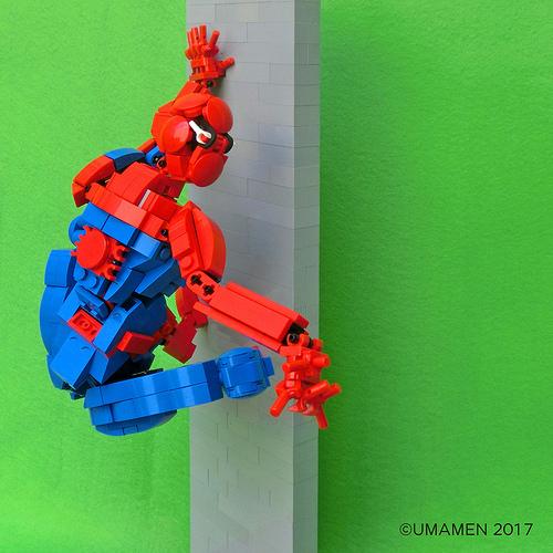 LEGO: Spiderman (28cm) [5/8]