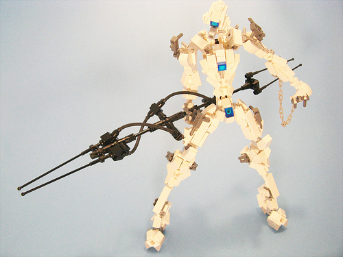 LEGO Mech Lithium
