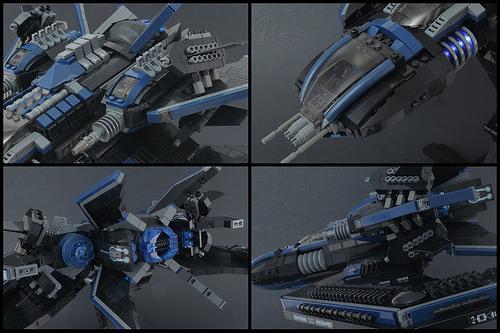 Void Raven (details)