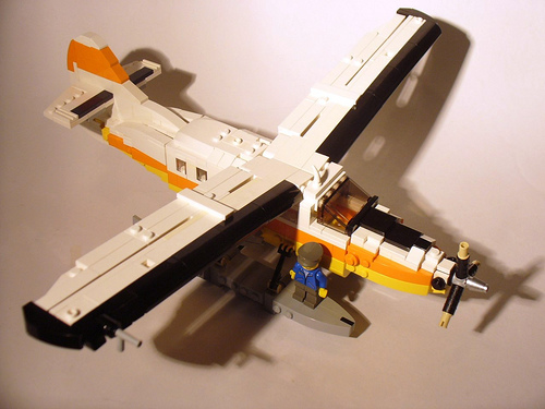 Tim G De Havilland Otter