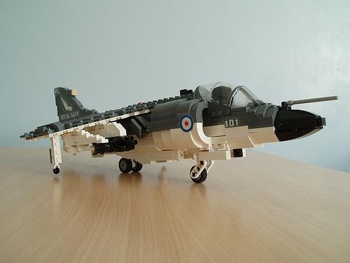Ralph S Sea Harrier