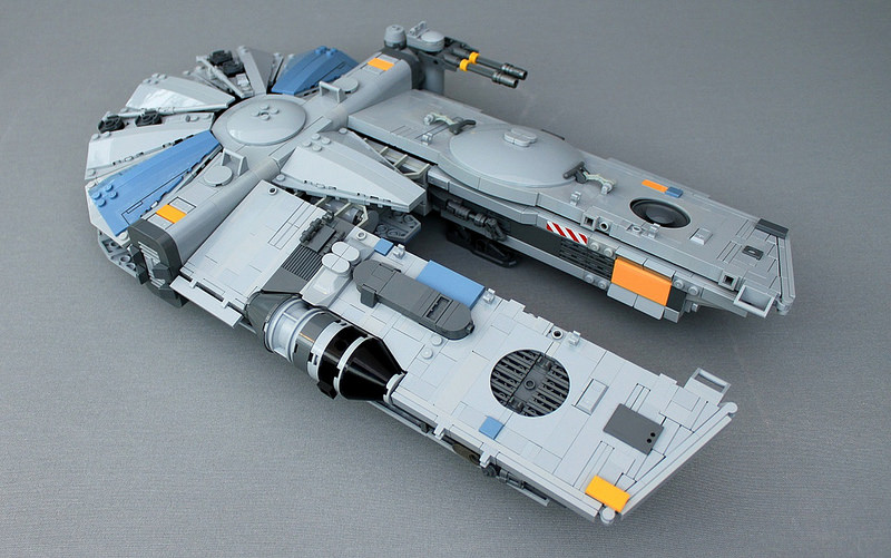 "YT-1450 Light Freighter - ""The Nadir"""