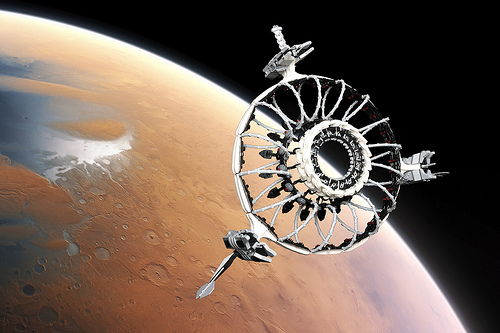 Portal Spaceship