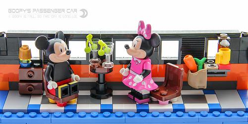 Goofy's Passenger Car