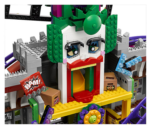 70922 The Joker Manor - 19
