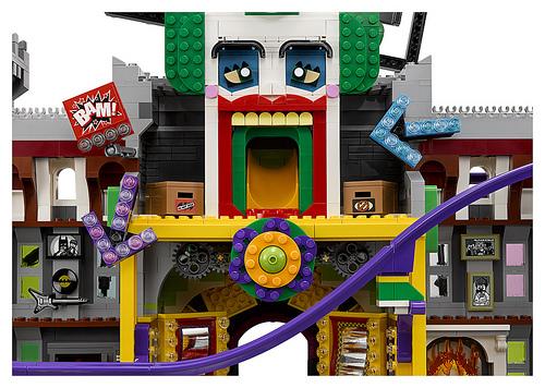 70922 The Joker Manor - 21