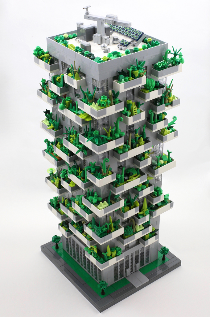 Bosco Verticale Mark II