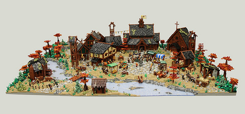 The Village of Avalon: A Collaborative Project