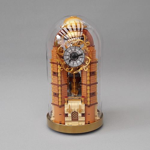 Steampunk Cronograph Observatory