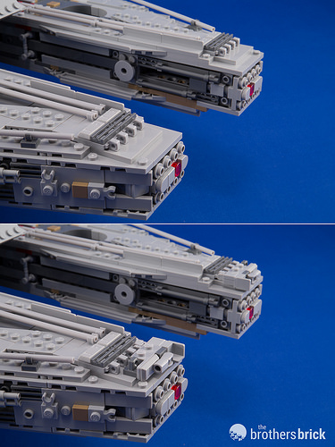 75192 Ultimate Collector Series Millennium Falcon