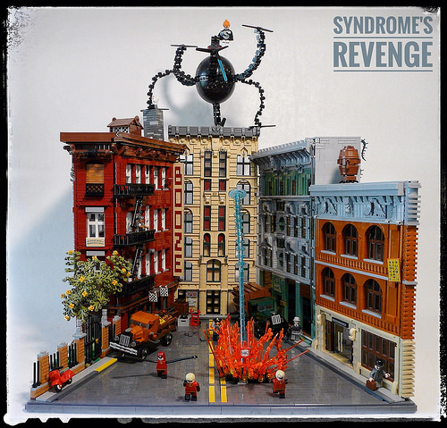 Syndrome's Revenge