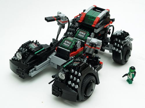 Space Police 2 Terrestrial Rover