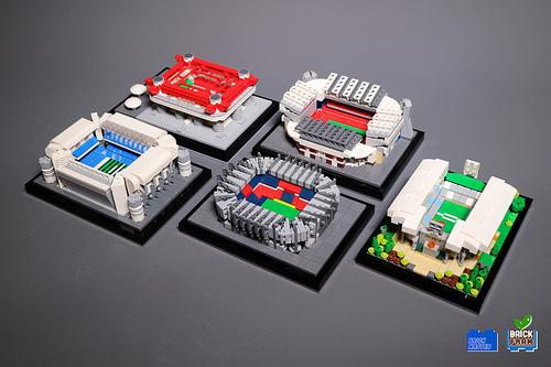 5 Football Stadiums