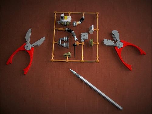 Ma.Ktober S.A.F.S building kit