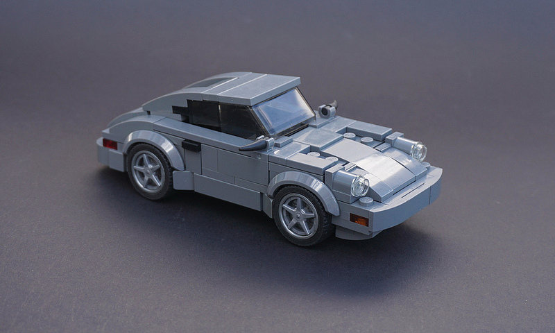 Lego 1989 Porsche 911 Carrera 4 - 02