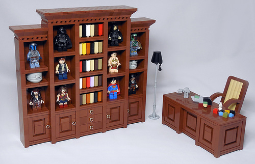 Lego Furniture Archives The Brothers Brick The Brothers Brick