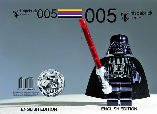 LEGO Hispabrick Magazine 005 cover