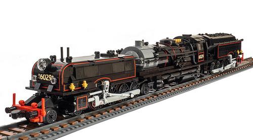 OcTRAINber: NSW AD60 Class Garratt