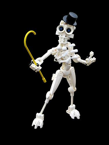 Duncan the Dancing Skeleton