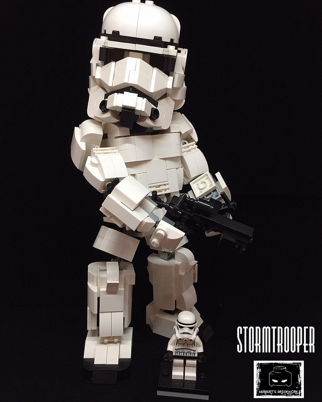 "I am "" Stormtrooper """