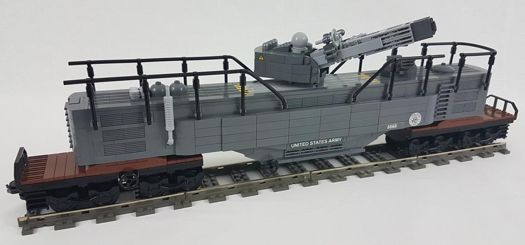 WWII Model Kit: German Rail Car G10   HistoryNet  Wwii Train Car