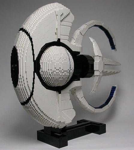 LEGO Startrek Spock Jellyfish