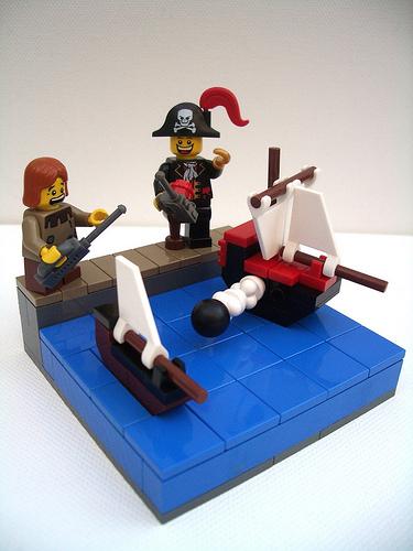 LEGO Radio Control Pirate