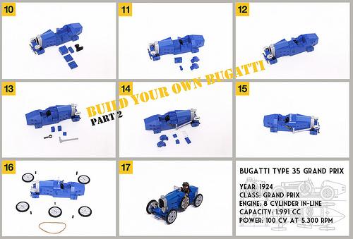 Build your own Bugatti   part 2