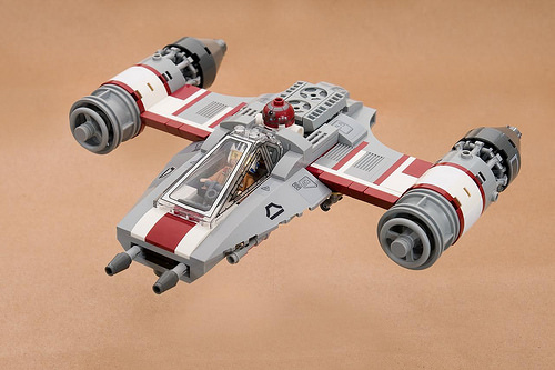 Onith-Wing Starfighter