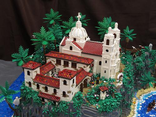 25 Mission - San Escobar, 1715