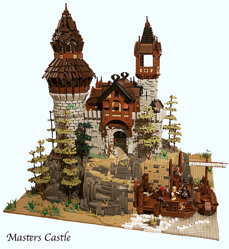 CCC XV - Masters Castle 1