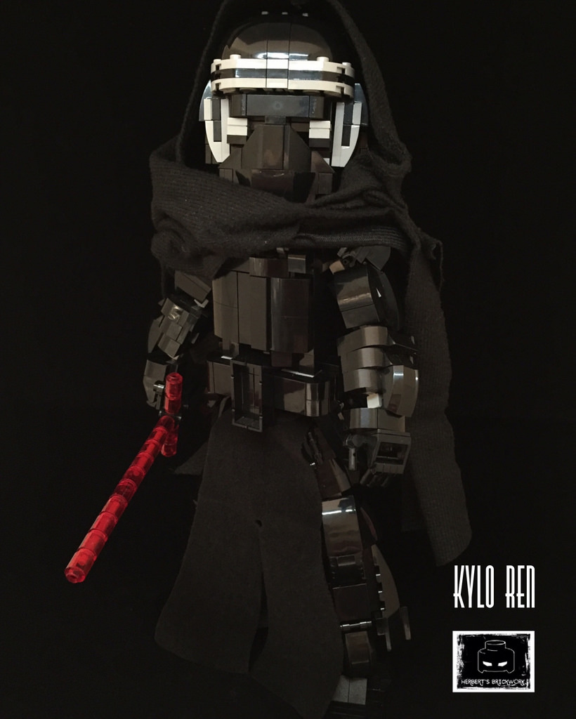 "This is "" Kylo Ren"""