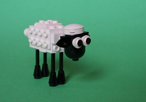 LEGO Wallace & Gromit Shaun the Sheep