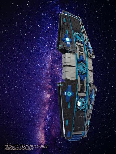 Roulfe Technologies - Terraforming Cruiser