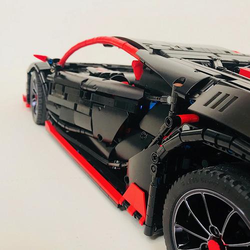 Lamborghini Centenario- new doors