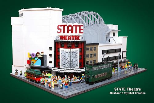 LEGO STATE Theatre