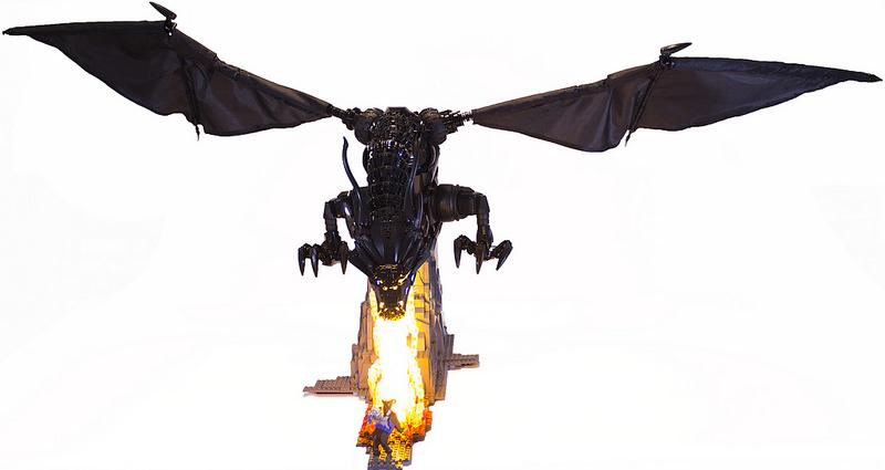 The Dragon's Wrath