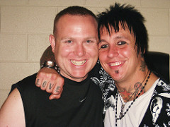 Dave and Jacoby Shaddix