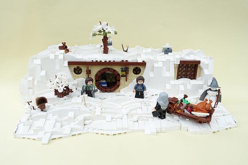 Gondor´s A Christmas Carol - Merry Christmas - Part 6 (MOC Series
