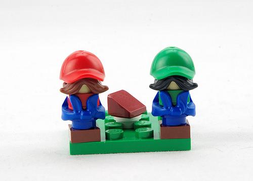 Micro Mario Bros.