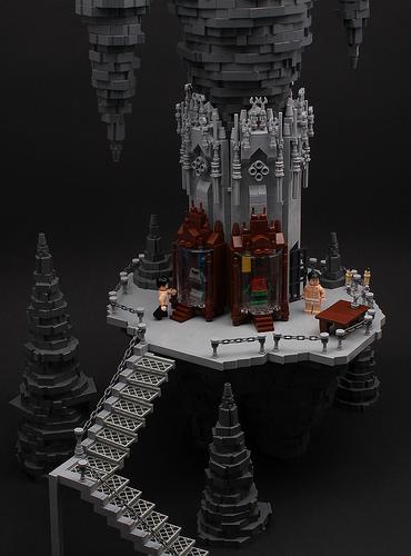 The Batcave – 1. Costume Displays