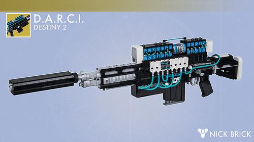 D.A.R.C.I. - Destiny 2