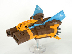 Mephistopheles Courier Service Ship