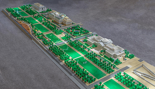 01 - National Mall, mostly complete