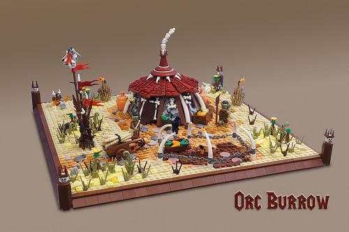 Orc Burrow