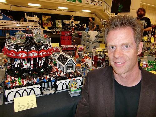 Paul Hetherington's Zombie Section at Brickcon 09