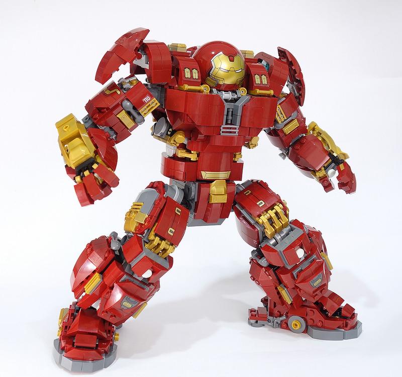 Ucs Hulkbuster Mod 05