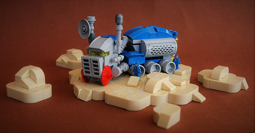 Classic space micro Big Rig