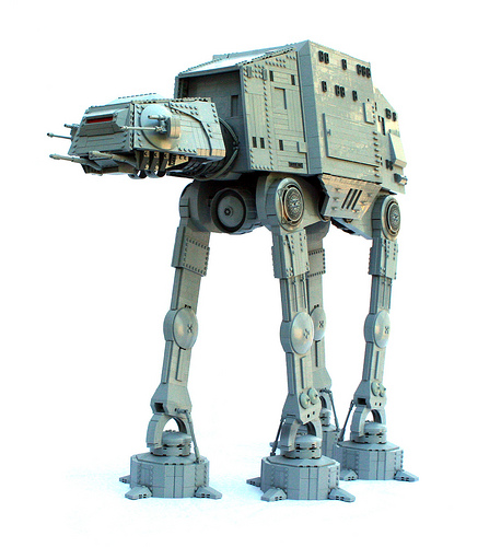 LEGO Starwars AT-AT Walker