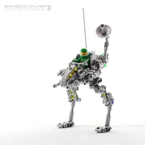Exo-Recon Walker